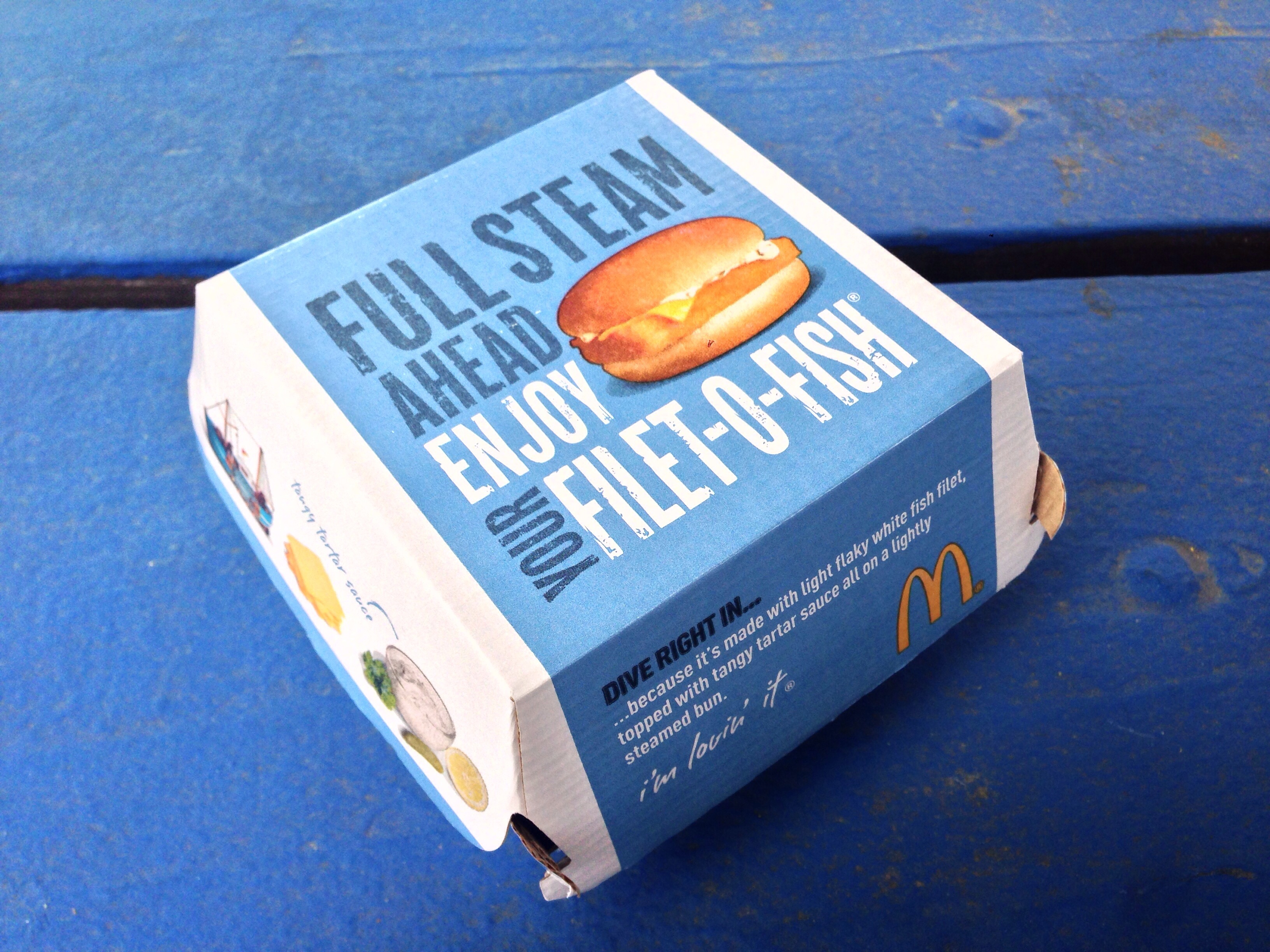 Filet o fish fridays project rich for Filet o fish friday 2017